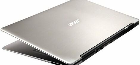 Acer Aspire S3. Ultrabook